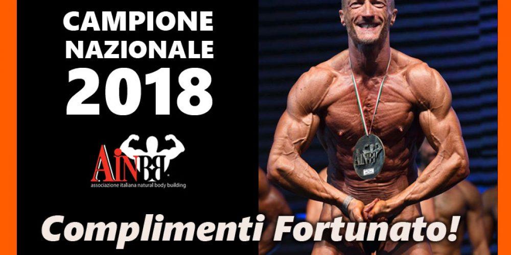 Campione Italiano 2018!!!