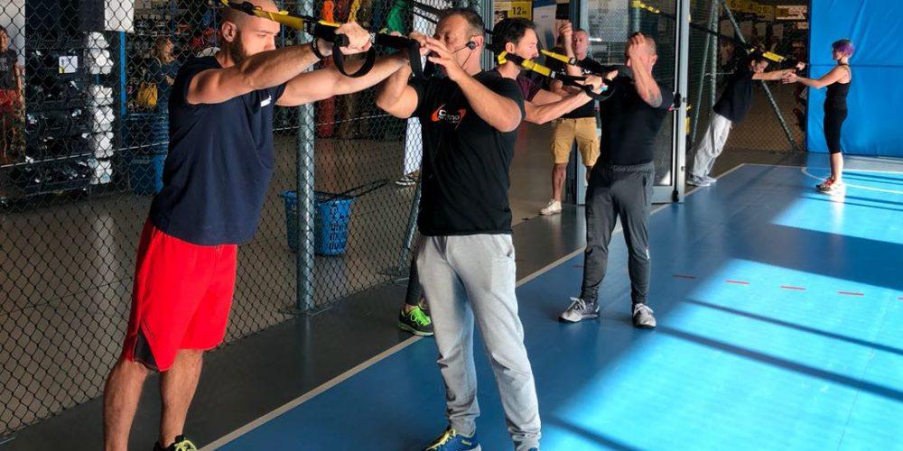 Cosmo Fitness Center al  Decathlon
